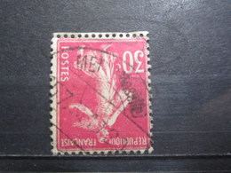 """VEND BEAU TIMBRE DE FRANCE N° 191 , OBLITERATION """" METZ """" !!! - 1906-38 Semeuse Camée"""