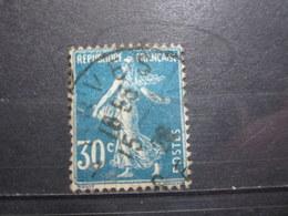 """VEND BEAU TIMBRE DE FRANCE N° 192 , OBLITERATION """" VANVES """" !!! - 1906-38 Semeuse Camée"""