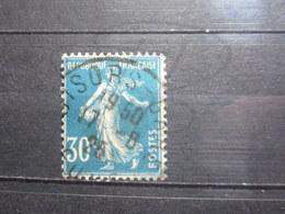 "VEND BEAU TIMBRE DE FRANCE N° 192 , OBLITERATION "" GISORS-GARE "" !!! - 1906-38 Semeuse Camée"