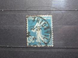"""VEND BEAU TIMBRE DE FRANCE N° 192 , OBLITERATION """" THIONVILLE """" !!! - 1906-38 Semeuse Camée"""