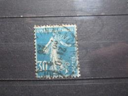 """VEND BEAU TIMBRE DE FRANCE N° 192 , OBLITERATION """" NANCY_PL. ST-JEAN """" !!! - 1906-38 Semeuse Camée"""