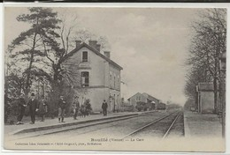 86- 40695  -     ROUILLE    -  La Gare - France