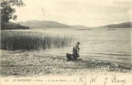 38 - VOIRON - LE LAC DE PALADRU - Voiron