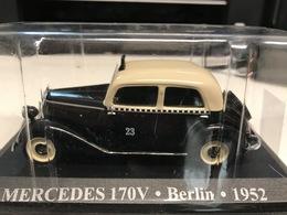 MERCEDES 170V TAXI BERLIN 1952 - 1/43 - ETAT NEUF SOUS BLISTER - Other