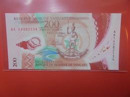 VANUATU 200 VATU 2017-19 ETAT NEUF (B.12) - Vanuatu
