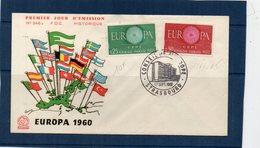 PREMIER JOUR - 1266/67 - Europa - 1960-1969