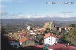 (C495) - FIGLINE VEGLIATURO (Cosenza) - Panorama - Cosenza