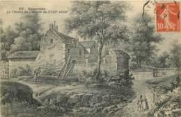 92 -  SURESNES - LE CHEMIN DU CALVAIRE AU XVIII SIECLE - Suresnes