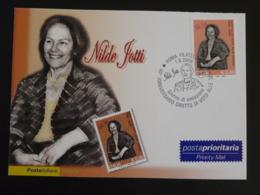 Carte Maximum Card Nilde Jotti Droit De Vote Des Femmes Women's Suffrage Italie Italy Italia 2006 - Femmes Célèbres