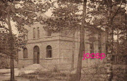 Photo: Calmpthout, Kalmthout,  Synagoge, Photo Of Old Postcard, 2 Scans - Lieux