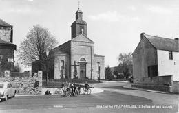 L'Eglise Et Ses Abords - Frasnes-lez-Gosselies - Les Bons Villers