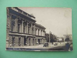 Odessa 1949 House Of Scientists, Auto. Russian Photo Postcard. - Ukraine