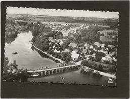 CPSM Munchhausen Edition Lapie ( Format 9x14) N° 3 Sur Les Bords De La Sauer - Andere Gemeenten