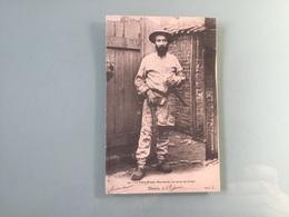 Denain. — Le Poète-Mineur Mousseron, En Tenue De Travail - Denain