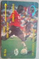 71CTTC Dwight Yorke TT$20 - Trinidad En Tobago