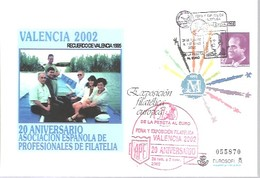 SEP 2002  VALENCIA  MATASELLOS - 1931-....