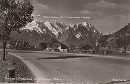 Farchant - Olympiastrasse - 1956 - Garmisch-Partenkirchen