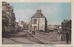 PONT CHATEAU PONTCHATEAU Rue Saint Gilda&s - Pontchâteau