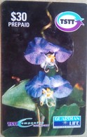 TT$30 Guardian Life Orchids - Trinidad En Tobago