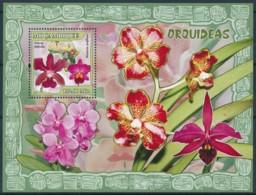 NB - [401229]TB//**/Mnh-Mozambique 2008 - Les Orchidées, Fleurs - Orchids
