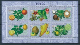 NB - [401362]TB//**/Mnh-Mozambique 2008 - Arbres, Fruits - Trees