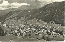 Zermatt (Valais, Svizzera) Gegen Die Mischabelgruppe, Panorama Dal Massiccio Del Mischabel - VS Valais