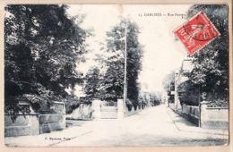 X92109 GARCHES Hauts-de-Seine Rue PASTEUR 1910s à Francine CONAN Chez MOINDROT Rue Levavasseur Dinard - Garches