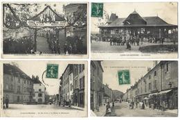 39 - LONS-LE-SAUNIER - Joli Lot De 8 Cartes Postales Anciennes CPA - Lons Le Saunier