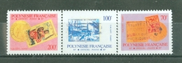 POLYNESIE FRANCAISE - Timbre-taxe N° 23** 24** 25** MNH LUXE FRAICHEUR POSTALE - Timbres-taxe