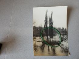 Bruxelles Et Ses Environs Uccle St Job étang Du Moulin Photo Originale - Cartes Postales