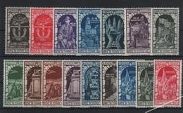 1934 Fiume P.o. P.a. Serie Cpl MLH - 1900-44 Vittorio Emanuele III