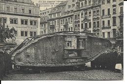 59 - Cambrai - Tank Anglais - Cambrai