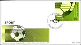[F8114] 3540 - FDC - Sport : WK Voetbal 2006 In Duitsland P1556 - 2001-10