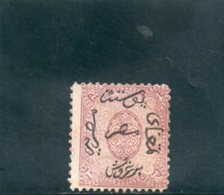 EGYPTE 1866 * SIGNE' - Ägypten