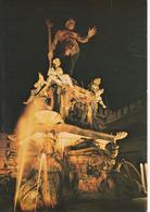 605 - BOLOGNA - FONTANA DEL NETTUNO - NOTTURNO - VIAGGIATA 1989 - Bologna