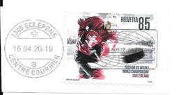2020: Ice Hockey World Championship Switzerland - Switzerland