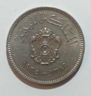 Libia  10 Milliemes 1965  KM 8 - Libyen