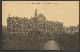 Annappes - Pensionnat St-Jean - 2 L. P. Edit (Lucien Pollet) - Voir 2 Scans - Andere Gemeenten
