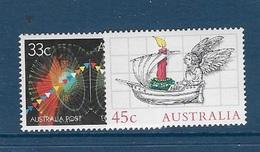 Australie N°921-922** - 1980-89 Elizabeth II