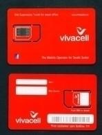 SOUTH SUDAN  -  Mint/Unused SIM Phonecard With Chip Similar To Scan - Soedan