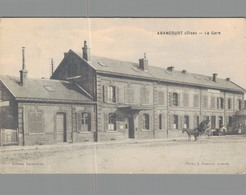 60 - ABANCOURT / LA GARE - France