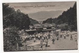 +1987,  Weltkrieg 1914-18, Feldpost, Bei Senones - Guerre 1914-18