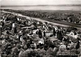 Rheineck (St. G.) Mit Bodensee & Altem Rhein (23554) * 25. 10. 1958 - SG St. Gall