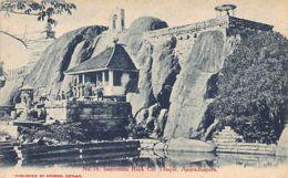 Sri Lanka - Ceylon - Anuradhapura - Issaromuni Rock Cut Temple - Publ. Andree. - Sri Lanka (Ceylon)