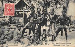 Nouvelle Calédonie - Hienghène - Tribu à Tao - Ed. L.B.F. 48. - Nouvelle Calédonie