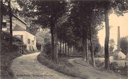 Linkebeek (Vl. Br.) - Drève Du Château. Ed. Nels. - Linkebeek