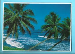 POLYNESIE ---Motu à MAHINA---voir 2 Scans - Polynésie Française