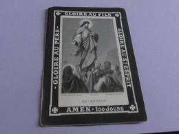 DOODSPRENTJE  JOSEPHUS-ANTONIUS GOEYERS - Images Religieuses