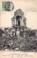 Cambodge - Souvenir Des Ruines D'Angkor 1 - Ed. Planté 134. - Cambodge