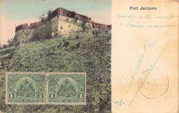 Haïti - PORT Au PRINCE - Fort Jacques - Ed. V.C.E. - Haití